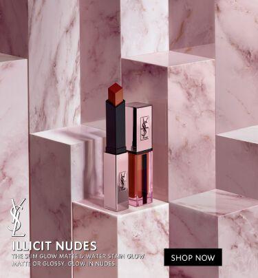 New illicit nudes lipstick and lip gloss