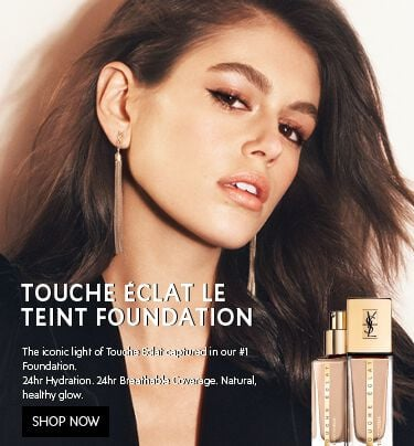 New Touche Eclat Le Teint Renovated Foundation
