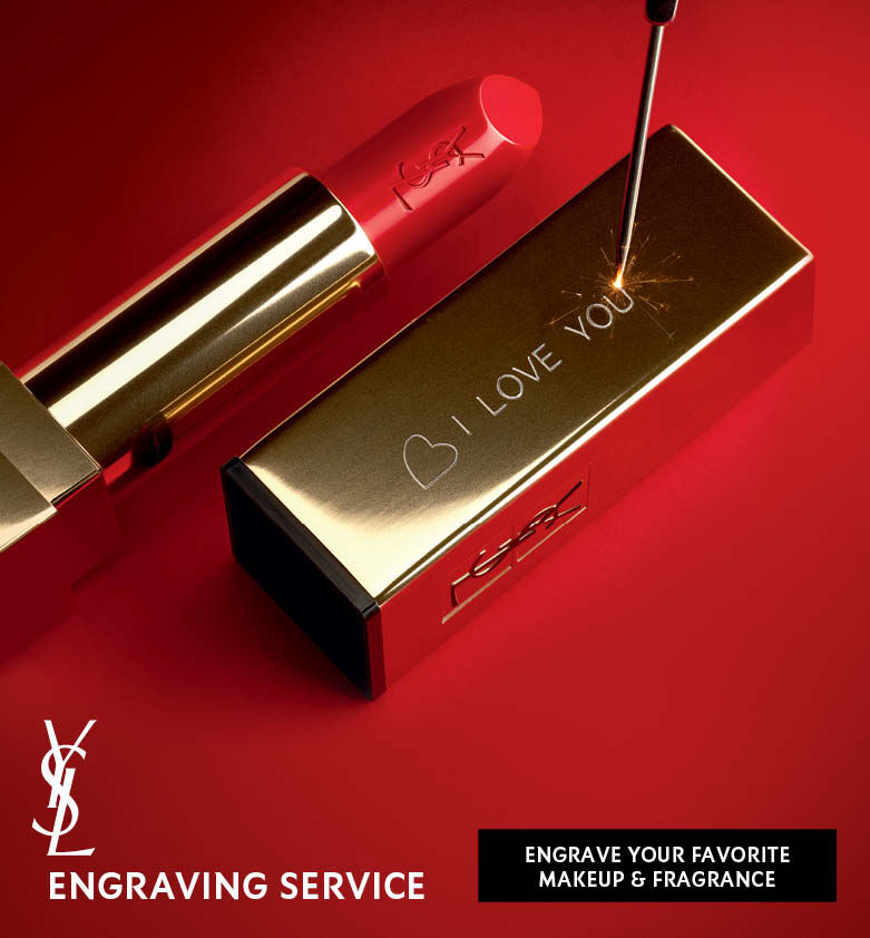 Free engraving exclusively online