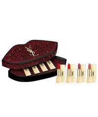Lidded Lip Bow Make Up Mini Rouge Pur Couture Holiday