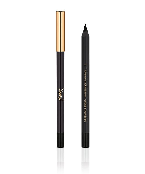 MASCARA VOLUME EFFET FAUX CILS RADICAL AND DESSIN DU REGARD BLACK WATERPROOF EYELINER VALUE SET