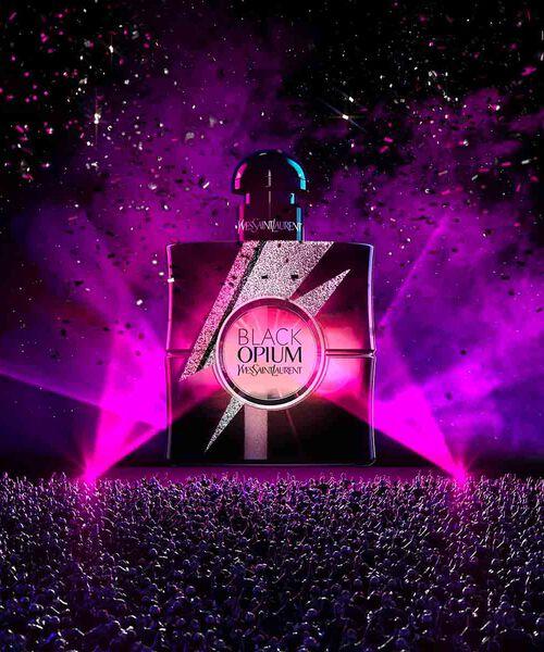 Black Opium Eau de Parfum Storm Illusion Summer Collector