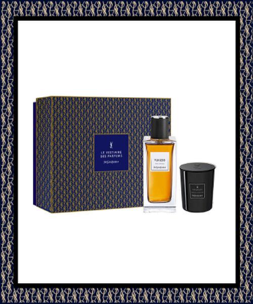 ME Special Set: Tuxedo Fragrance & Saint Sulpice Candle Set